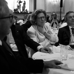 Repas de soutien Lausanne-Palace, le 23 novembre 2014