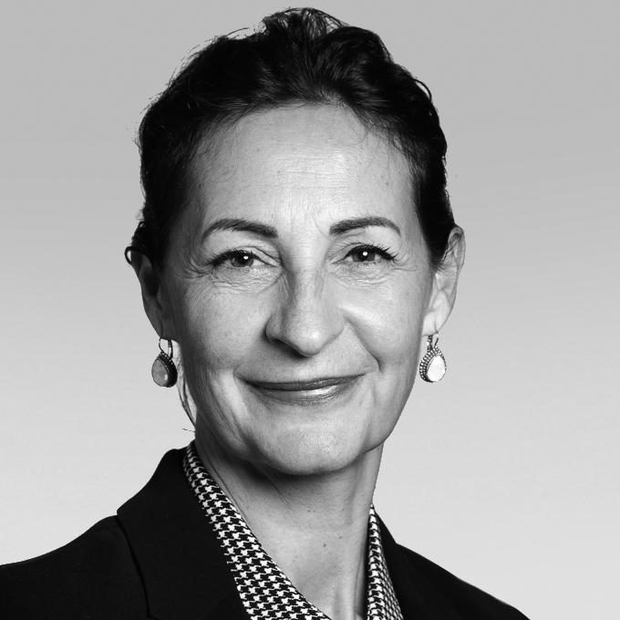 Madame Danièle de Planta title=