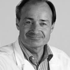 Professeur Nicolas von der Weid title=